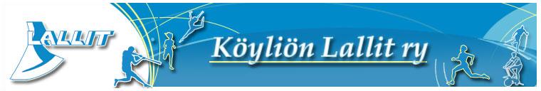 Köyliön Lallit ry Logo